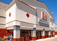 J.A.N.A.F. Shopping Yard: 147,400 square foot BJ's Wholesale Club